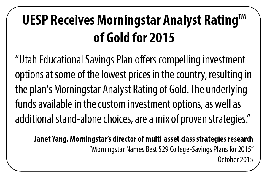 Morningstar quote 2015