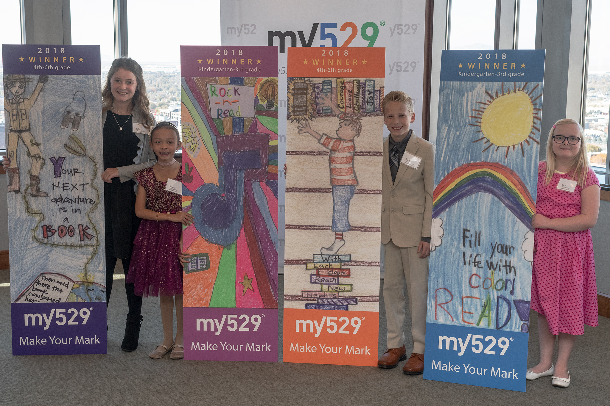 Celebration Of Signs And Marks Human >> Make Your Mark 2018 Winners My529 Org